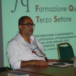 Mauro Giannelli, coordinatore nazionale del progetto Fqts