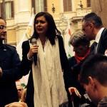 L'intervento di Laura Boldrini, presidente della Camera
