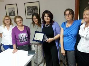 Le donne della Terra dei fuochi premiate per il loro impegno civile
